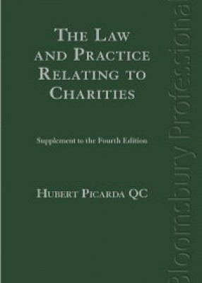 Law and Practice Relating to Charities 4ed, First Supplement
