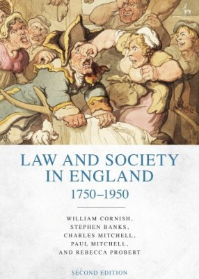 Law and Society in England 1750-1950 (2ed)