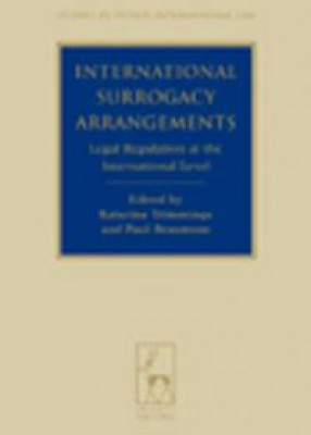 International Surrogacy Arrangements: Legal Regulation at the International Level