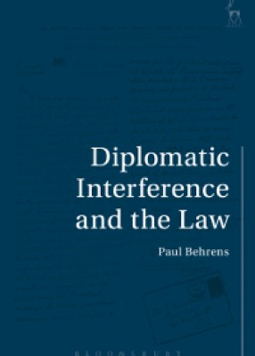 Diplomatic Interference and the Law