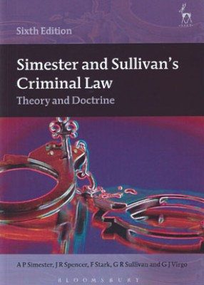 Criminal Law: Theory and Doctrine (6ed)