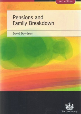Pensions and Marriage Breakdown (2ed)