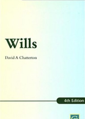 Practice Notes on Wills (4ed)
