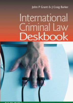 International Criminal Law Deskbook