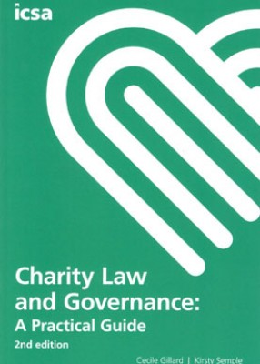 Charity Law and Governance: Practical Guide (2ed)