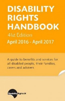 Disability Rights Handbook (41ed) 2016-2017
