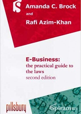 E-Business: practical guide to the laws 2e