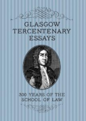 Glasgow Tercentenary Essays