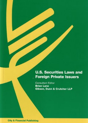 US Securities Laws and Foreign Private Issuers