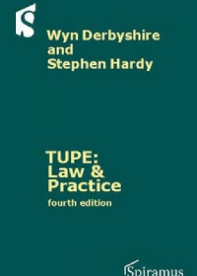 TUPE: Law & Practice (4ed)