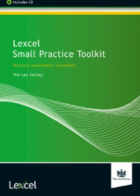 Lexcel Small Practice Toolkit