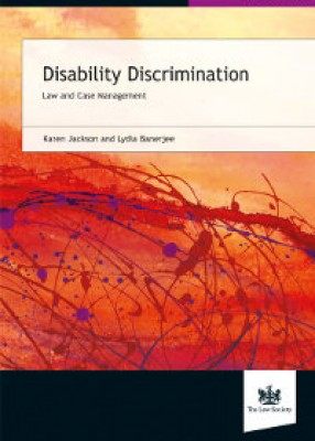 Disability Discrimination Law and Case Management