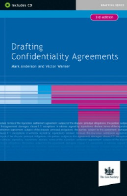 Drafting Confidentiality Agreements (3ed)