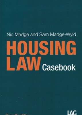 Housing Law Casebook (7ed)