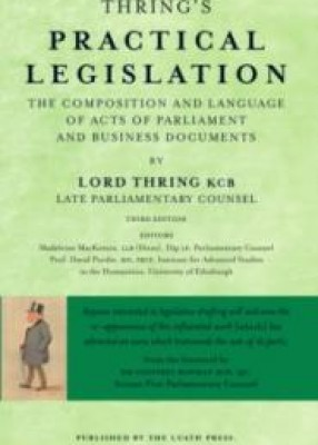 Thring's Practical Legislation