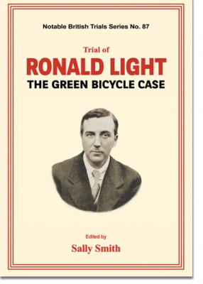 Trial of Ronald Light: The Green Bicycle Case