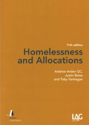 Homelessness and Allocations (11ed)