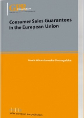 Consumer Sales Guarantees in the European Union