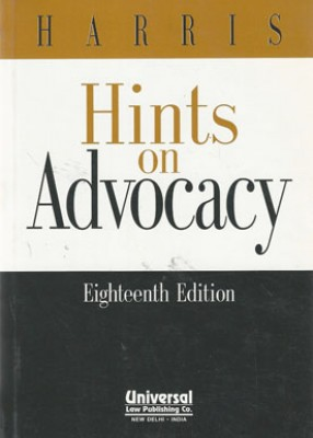 Harris: Hints on Advocacy (18ed)