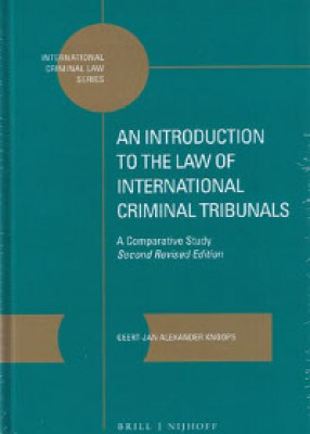Introduction to the Law of International Criminal Tribunals: A Comparative Study (2ed)