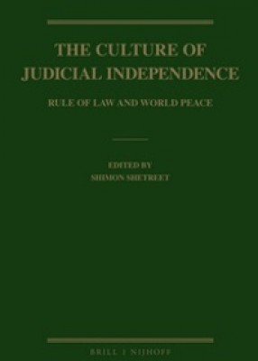 Culture of Judicial Independence: Rule of Law and World Peace