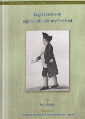 Legal Practice in Eighteenth-Century Scotland