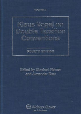 Klaus Vogel on Double Taxation Conventions (4ed)