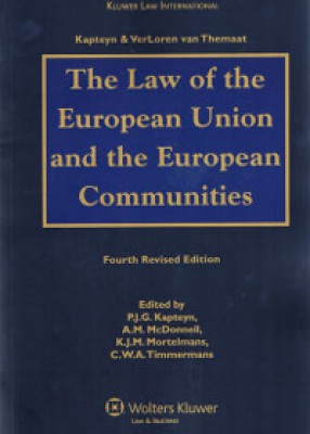 Law of the European Union and the European Communities (4ed)