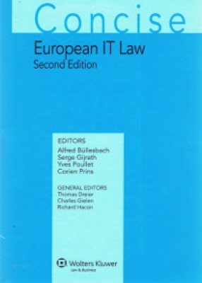 Concise European IT Law - 2nd Revised Edition