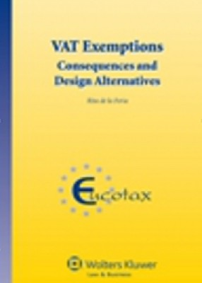 VAT Exemptions: Consequences and Design Alternatives