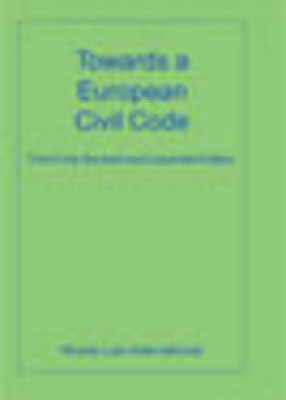 Towards a European Civil Code (4ed)