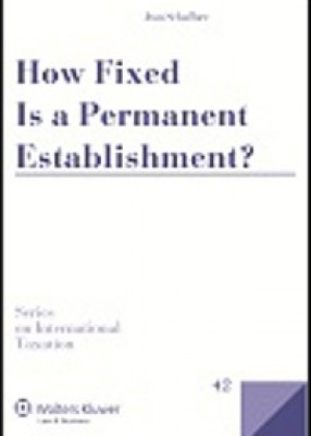 How Fixed is Permanent Establishment?
