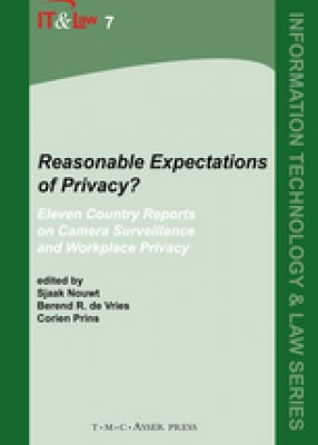 Reasonable Expectations of Privacy? Eleven Country Reports on Camera Surveillance