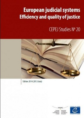European judicial systems: Efficiency and quality of justice (2014 edition)